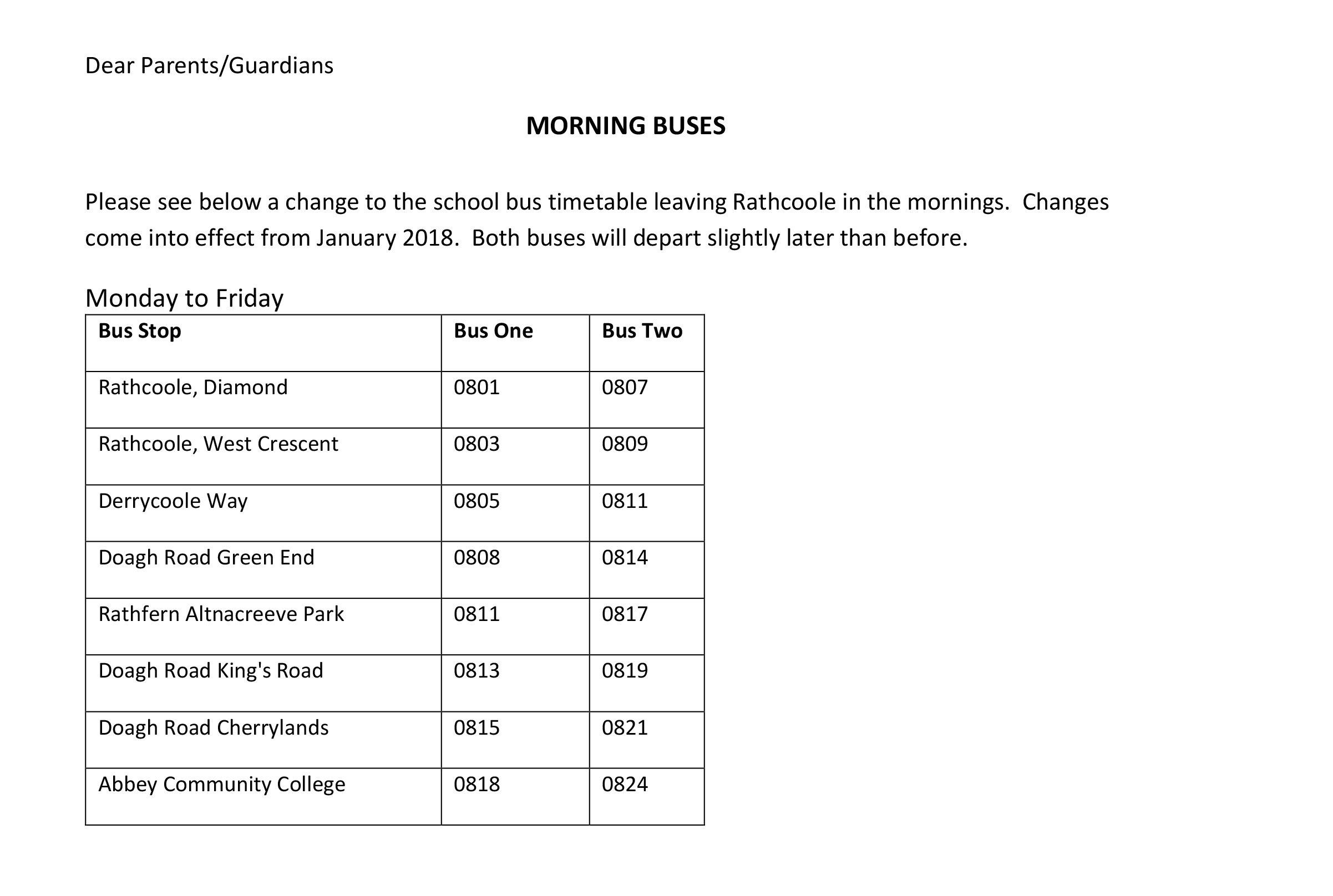 Changes to bus timetable.jpg